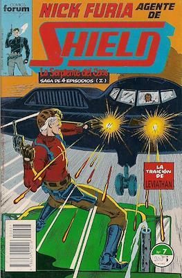 Nick Furia, Agente de SHIELD vol. 1 (1990-1991) (Grapa. 17x26. 32 páginas. Color. (1990).) #7