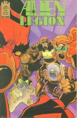 Alien Legion Vol 2 #11