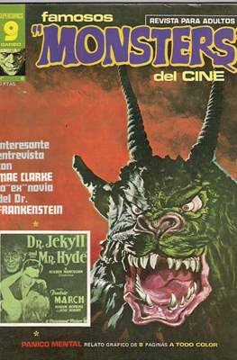 Famosos Monsters del Cine (Grapa , 66 páginas. 1975-1977) #6