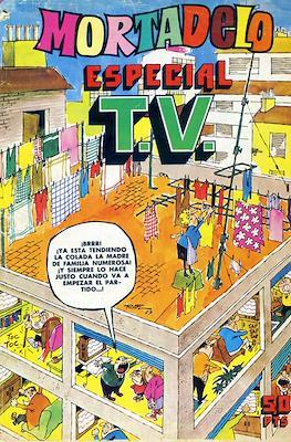 Mortadelo Especial / Mortadelo Super Terror (Grapa 100 / 76 pp) #15