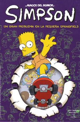 Magos del humor Simpson