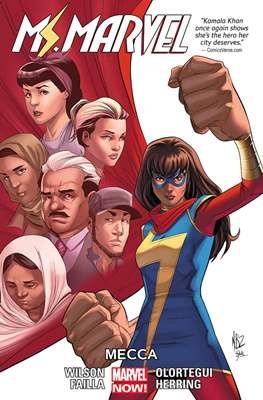 Ms. Marvel (2014-...) (Digital Collected) #8