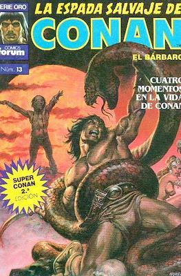 Super Conan. La Espada Salvaje de Conan (Cartoné. B/N. (1989). 2ª Edición.) #13