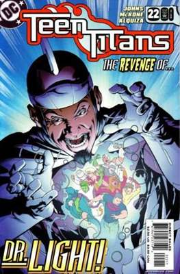 Teen Titans Vol. 3 (2003-2011) (Comic Book) #22