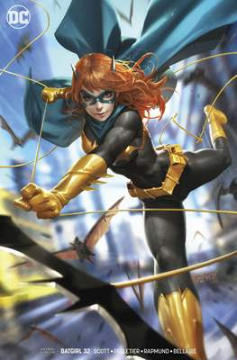 Batgirl Vol. 5 (2016- Variant Cover) (Comic Book) #32