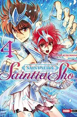 Saint Seiya - Saintia Sho (Rústica con sobrecubierta) #4
