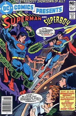 DC Comics Presents: Superman (Grapa) #14
