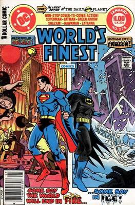 World's Finest Comics (1941-1986) #275