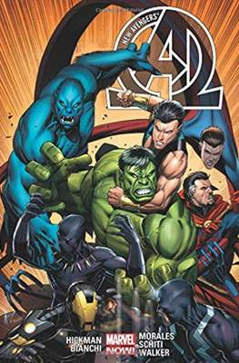 New Avengers by Jonathan Hickman (Hardcover) #2