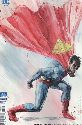 Action Comics Vol. 1 (1938-2011; 2016-... Variant Covers) (Comic Book) #1002.1