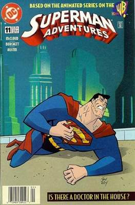 Superman Adventures (Comic-book) #11