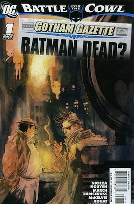 Gotham Gazette: Batman Dead? (2009)