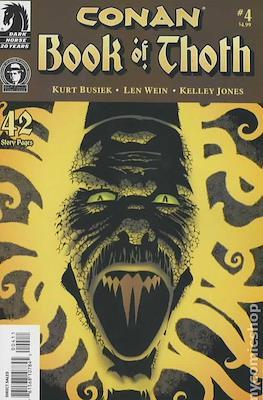 Conan: The Book of Thoth (Grapa) #4