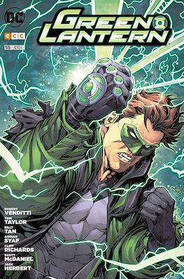 Green Lantern. Nuevo Universo DC / Hal Jordan y los Green Lantern Corps. Renacimiento (Grapa) #55