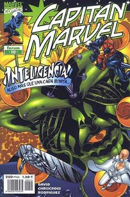 Capitán Marvel Vol. 1 (2000-2002) (Grapa 28-44 pp) #10