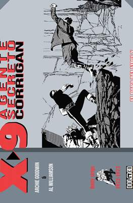 X-9 Agente Secreto Corrigan #4