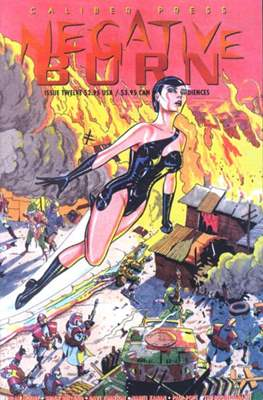 Negative Burn (1993-1997) (Comic Book 24 pp) #12