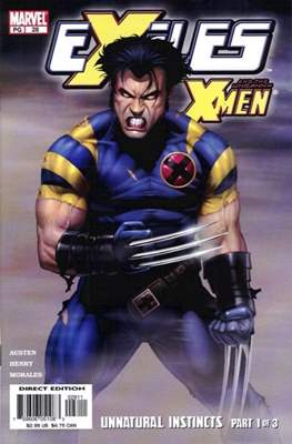 Exiles Vol. 1 (2001-2008) (Comic Book) #28