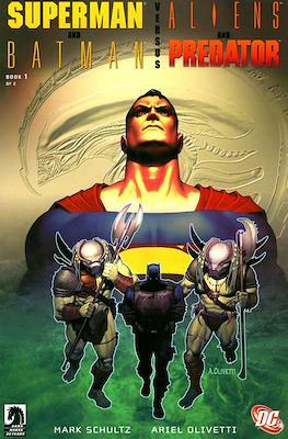Superman and Batman versus Aliens and Predator #1