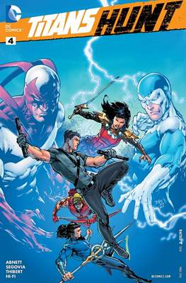 Titans Hunt Vol 1 (Comic-Book) #4