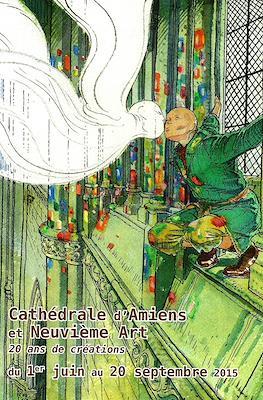 Cathédrale d'Amiens et Neuvième Art. 20 ans de créations