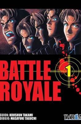 Battle Royale (Rústica) #1