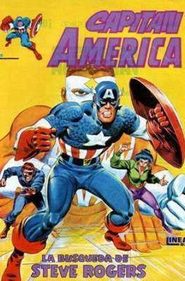 Capitán América (Grapa 40 pp) #3