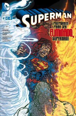 Superman. Nuevo Universo DC / Renacimiento (Grapa) #6