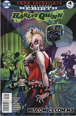 Harley Quinn (2018-) (Grapa) #4