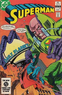 Superman Vol. 1 / Adventures of Superman Vol. 1 (1939-2011) (Comic Book) #386