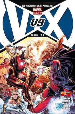 VS. Los Vengadores vs La Patrulla-X (Grapa) #1