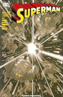 Superman (2007-2012) (Grapa. 48 pp) #22