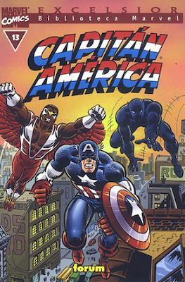 Biblioteca Marvel: Capitán América (1999-2000) (Rústica 160 pp) #13