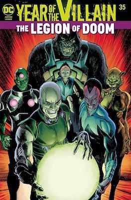 Justice League Vol. 4 (2018- ) (Comic Book) #35