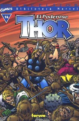 Biblioteca Marvel: El Poderoso Thor (2001-2004) (Rústica 160 pp) #16
