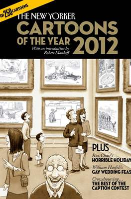 The New Yorker Cartoons of the Year 2012