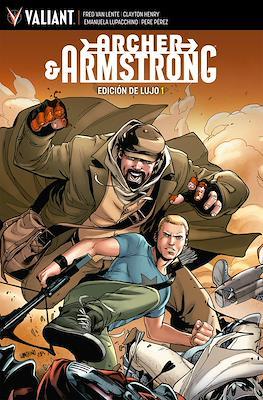 Archer & Armstrong - Edición de lujo
