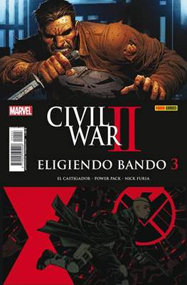 Civil War II: Eligiendo bando (2016-2017) (Grapa) #3