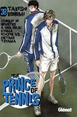 The Prince of Tennis (Rústica con sobrecubierta) #38