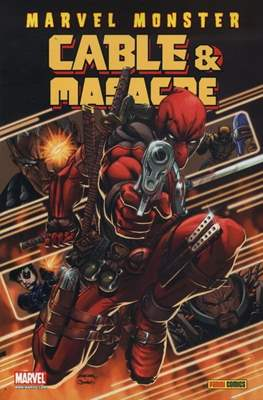 Cable y Masacre. Marvel Monster (Tomo. 248-288 páginas.) #1