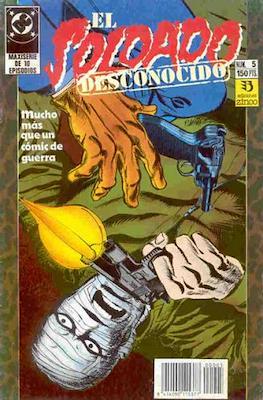 El soldado desconocido (1991-1992) (Grapa, 28 páginas) #5