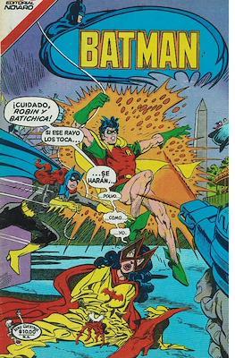 Batman (Grapa. Serie Avestruz) #23