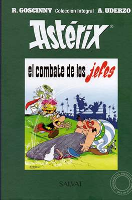 Astérix - Colección Integral (Cartoné, color) #26