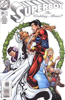 Superboy Vol. 4 (Comic Book) #86
