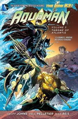 Aquaman (2011-2016) (Softcover) #3