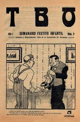TBO (1917-1938) (Cuaderno) #9