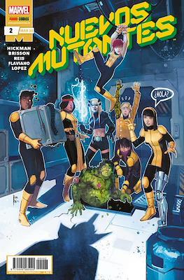 Nuevos Mutantes Vol. 3 (2020-) (Grapa) #2