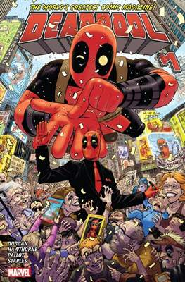 Deadpool Vol. 4