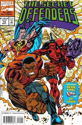 Secret Defenders Vol 1 (Comic-Book) #15
