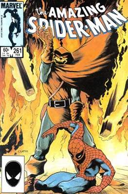 The Amazing Spider-Man Vol. 1 (1963-2007) (Comic-book) #261